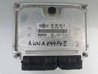 ECU Calculator motor VW Passat 2.5TDI 0281010447 3B1907401B