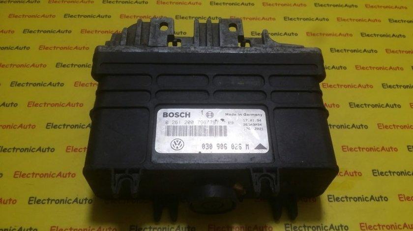 ECU Calculator motor VW Polo 1.0 0261200796/797, 030906026M