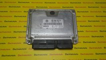 ECU Calculator motor VW Polo 1.4 AUD 0261207201, 0...