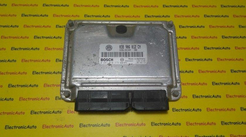 ECU Calculator motor VW Polo 1.4 AUD 0261207201, 030906032CM