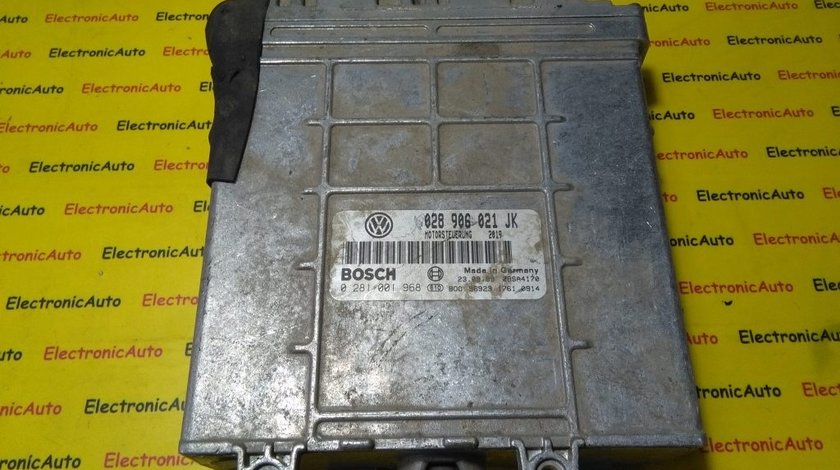ECU Calculator motor VW Sharan 1.9TDI 0281001968, 028906021JK