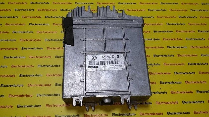 ECU Calculator motor VW Sharan 1.9TDI 028906021GS 0281001738