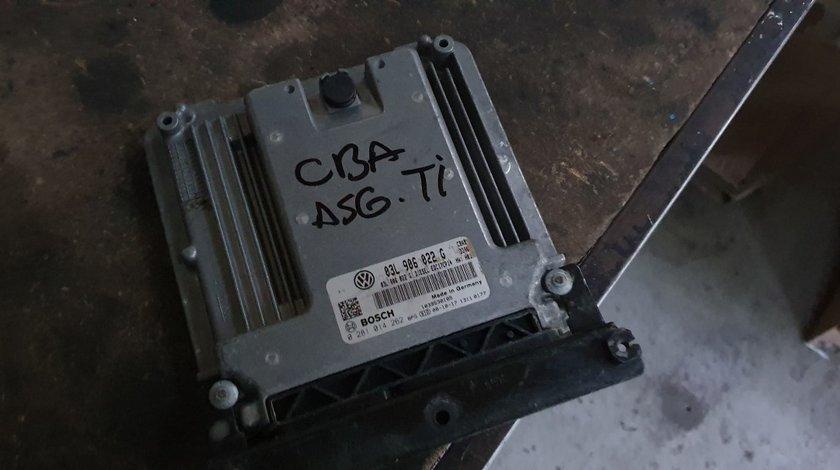 Ecu Calculator motor Vw Tiguan Golf 6 2.0 TDI DSG CBAB 2009 2010 2011