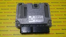 ECU Calculator motor VW TOURAN 1, 9 tdi 0281013196...