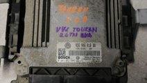 ECU Calculator motor VW Touran 2.0TDI COD 02810119...