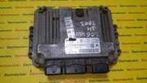 ECU Calculator Peugeot 206 1.4HDI 0281011783