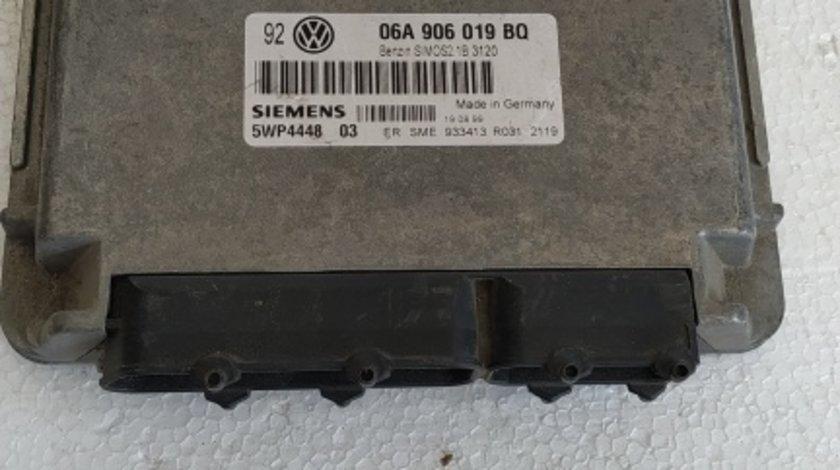 ECU calculator VW Golf 4 1.6 AKL cod 06A906019BQ