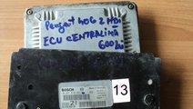 ECU CENTRALINA PEUGEOT 406 2 0 HDI COD BOSCH 02810...