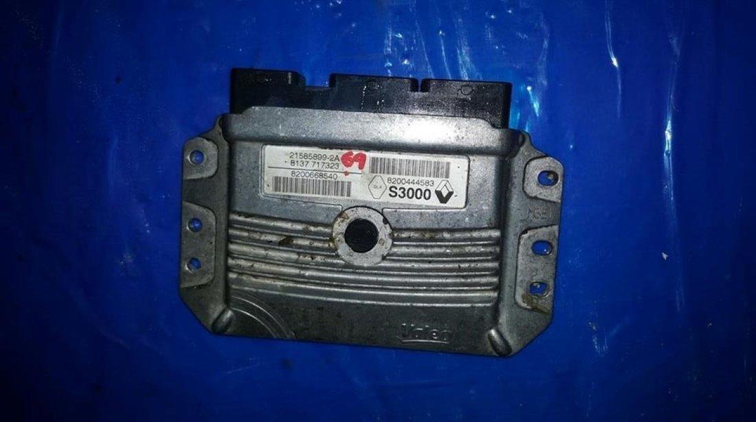 Ecu cod 21585899-2a renault trafic 2.0i 16v f4r820 117 cai