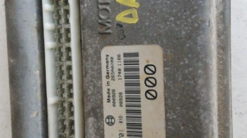ECU Dacia Nova cod 261206701