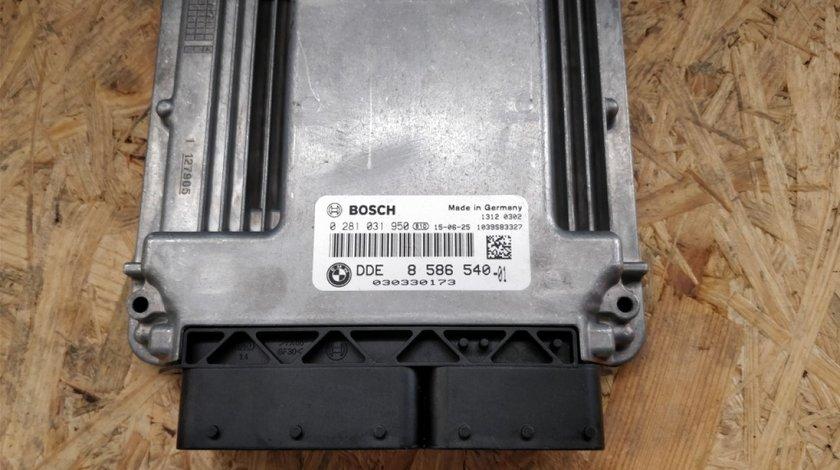 ECU // DDE 3.0 diesel N57 BMW F30 // F36 // F07 // F10 // F11 // F01 // F02 // F25 // F26 // F15 //