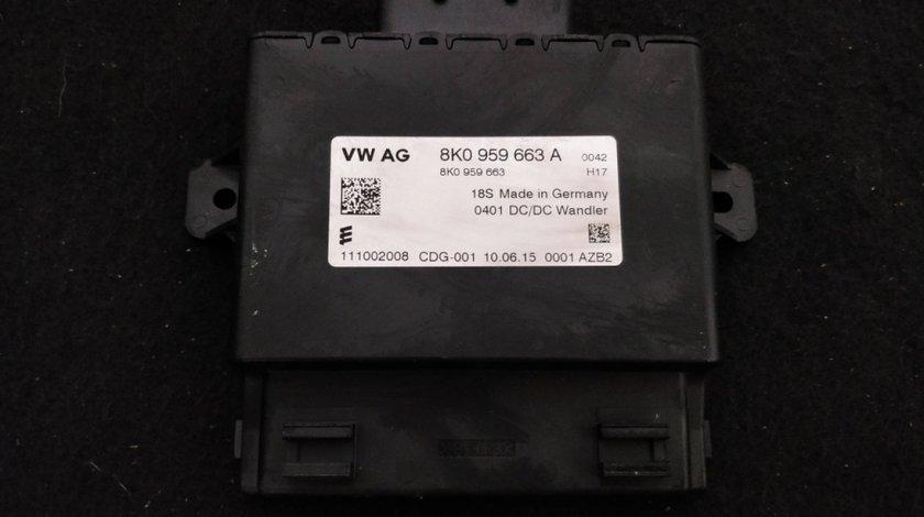 ECU stabilizator voltaj Audi A8 4H D4 / Passat 3C / Passat CC