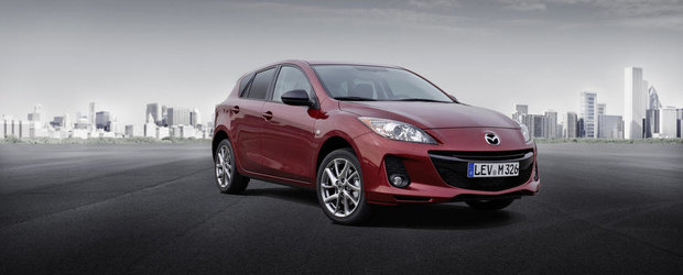 Editia speciala Mazda3 Takumi II, prezentata in Romania