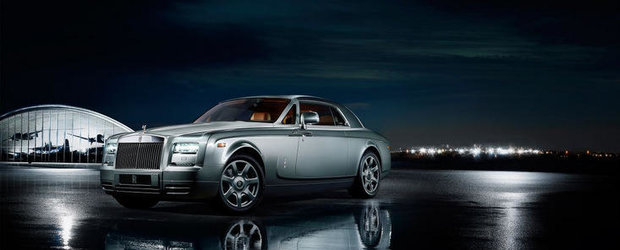 Editie limitata Rolls-Royce Phantom Coupe