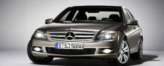 Editie speciala pentru Mercedes C-Class