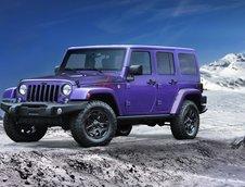 Editii speciale Jeep Wrangler