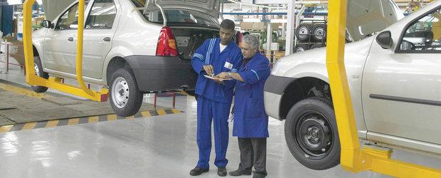 Editorial: Dacia incepe sa-si stranga jucariile din Romania