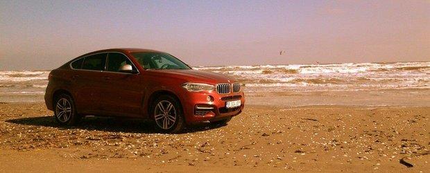 Editorial: supradoza cu terapie de normalitate la volanul noului BMW X6