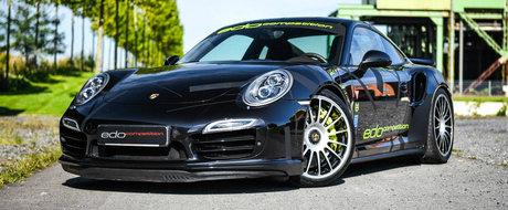 Edo Competition sustine ca ASTA e cel mai rapid Porsche 911 Turbo S din lume