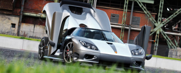edo competition transforma extremul Koenigsegg CCR intr-o racheta pe roti