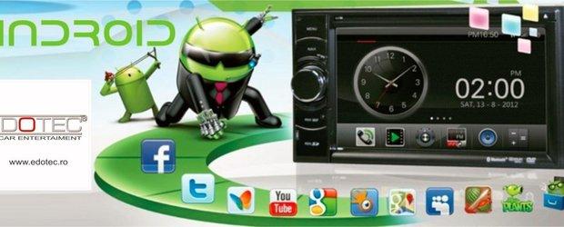 EDOTEC va prezinta noua platforma S150 Full Android