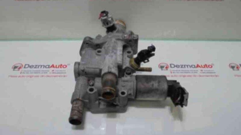 Egr cu corp termostat GM24418432, Opel Astra H, 1.6b, X16XEP