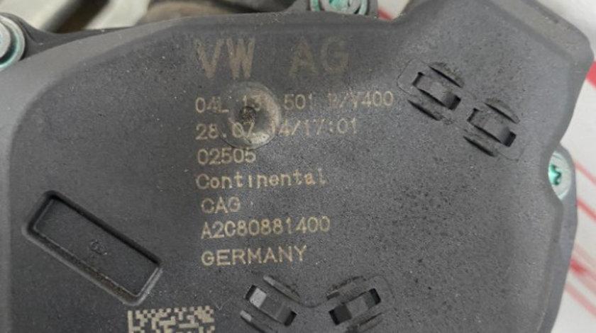 EGR Cu Racitor Gaze 2.0tdi Euro 6 CNHA CNH Audi A6 C7 , Audi A5 , Audi A4 8K cod EGR: 04L131501B , Cod Racitor