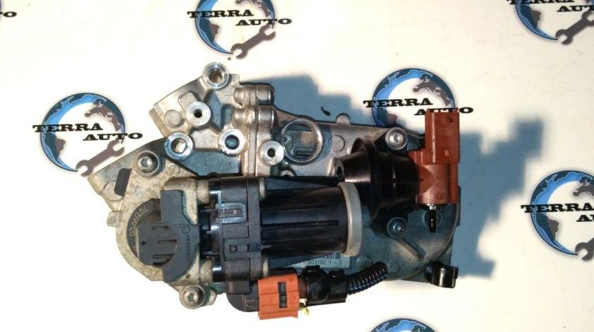 EGR cu racitor gaze Fiat Punto 1.3 jtd Multijet - euro 5, 55kw 75 cp, cod motor 199A9000