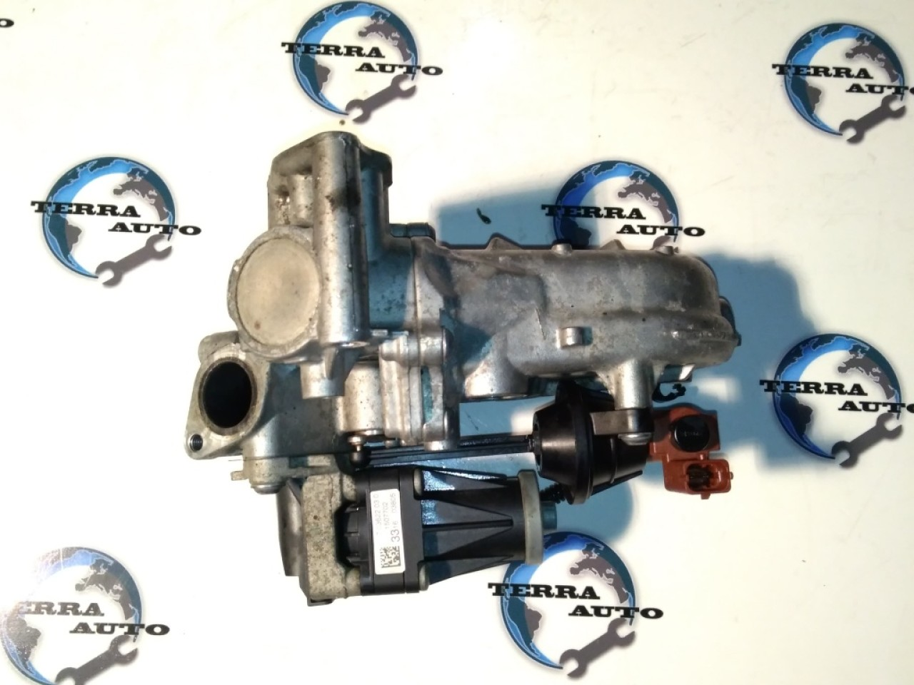 EGR cu racitor gaze Opel Corsa D 1.3 CDTI - euro 5, 55kw 75 cp, cod motor Z13DTJ