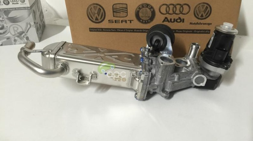 EGR cu Racitor VW / Skoda / Audi 1,6 TDi - 2,0TDI Original 03L131512DQ