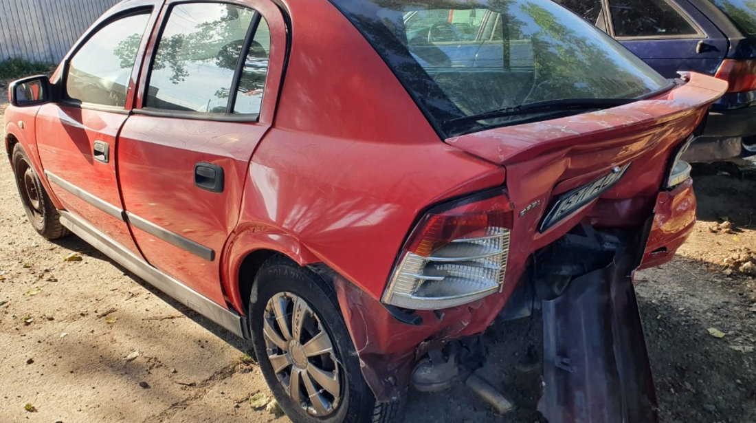 EGR Opel Astra G 2002 hatchback 1.7 DTI 16V Y17DT