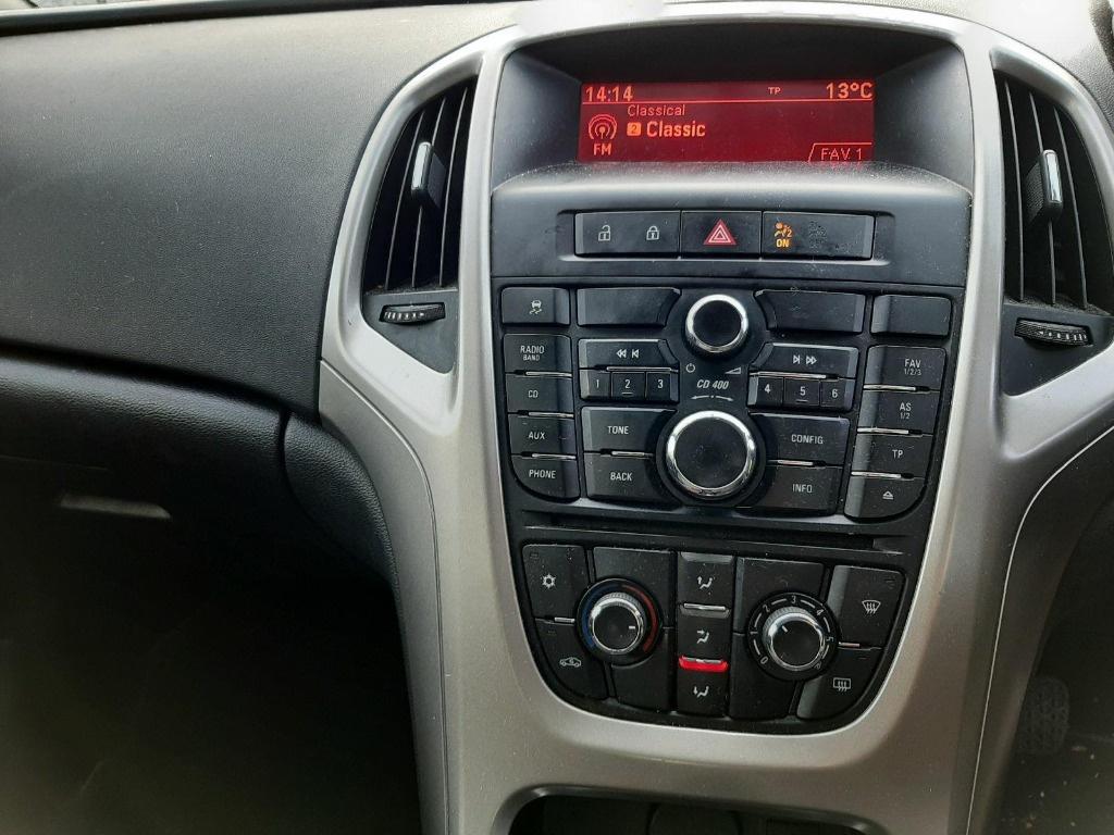 EGR Opel Astra J 2012 Break 1.7 CDTI
