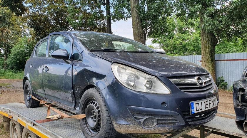 EGR Opel Corsa D 2010 hatchback 1.2 benzina Z12XEP