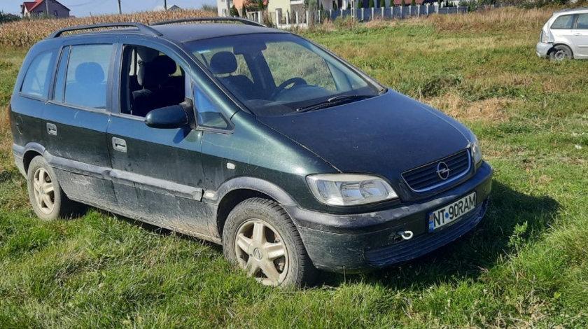 EGR Opel Zafira 2000 monovolum 2.0 dti