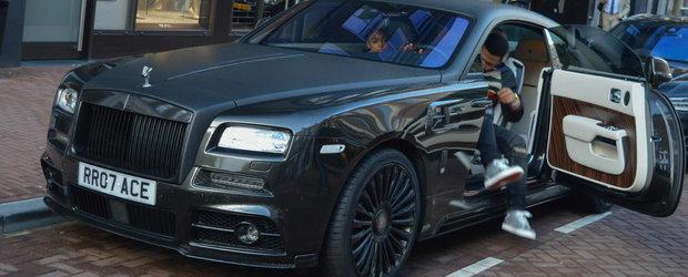 Ei sunt cei mai ciudati clienti ai marcii Rolls-Royce. Iata cum au reusit sa-i surprinda pe britanici