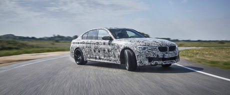 El a condus primul BMW M5 cu tractiune integrala din istorie. Ce impresii i-a lasat
