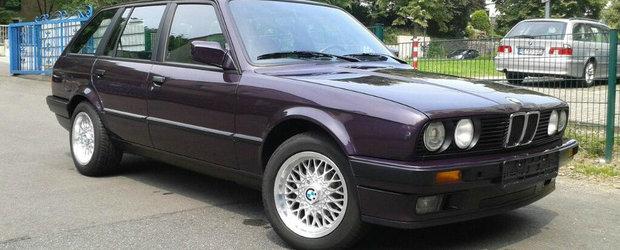 El arata bine, dar il strica motorizarea. Cu cat se vinde acest BMW 316i Design Edition