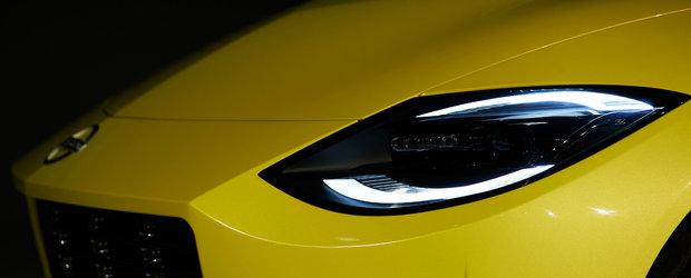 El este Nissan Z Proto, conceptul care iti arata cum va arata succesorul lui 370Z