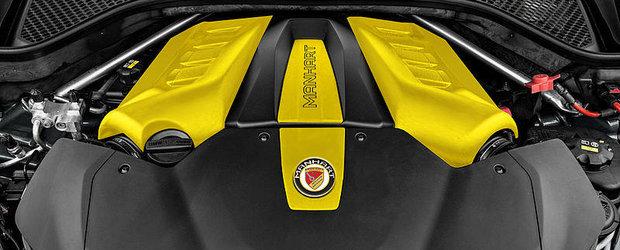 El este noul Manhart MHX6 Dirt²: 900 de cai, 1.200 Nm cuplu si un pret de 395.000 de euro