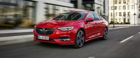 El este noul Opel Insignia, rivalul lui Volkswagen Passat. GALERIE FOTO cu peste 130 de imagini oficiale