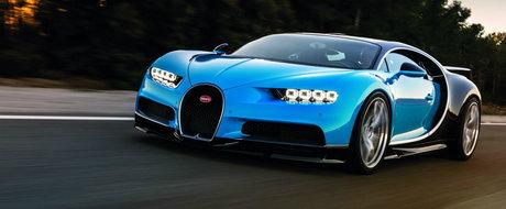 EL este urmasul lui Veyron. Noul Bugatti Chiron ofera 1500 CP si costa 2.4 milioane euro