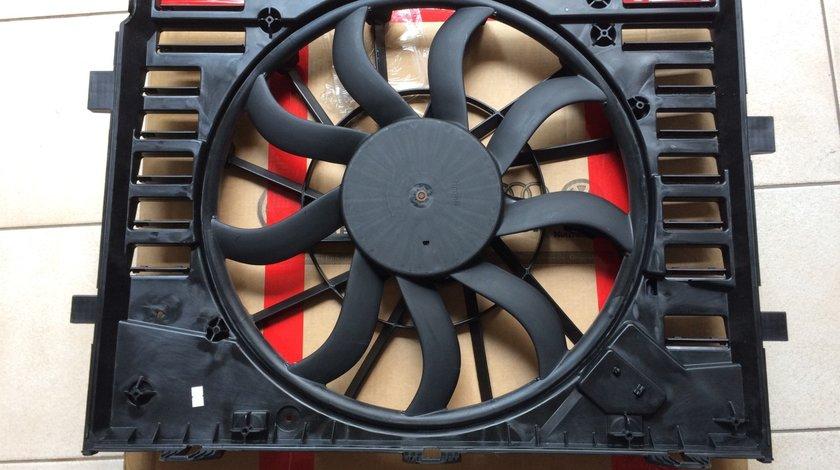 Electro Ventilator Cayenne 3.0 Tdi ( dupa 2011 ) * 7P0121207A / 95810606112 * Nou