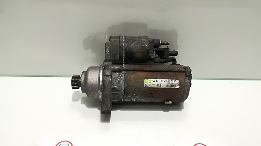 Electromotor 02M911023C, Seat Leon (1M1) 1.9 tdi din dezmembrari