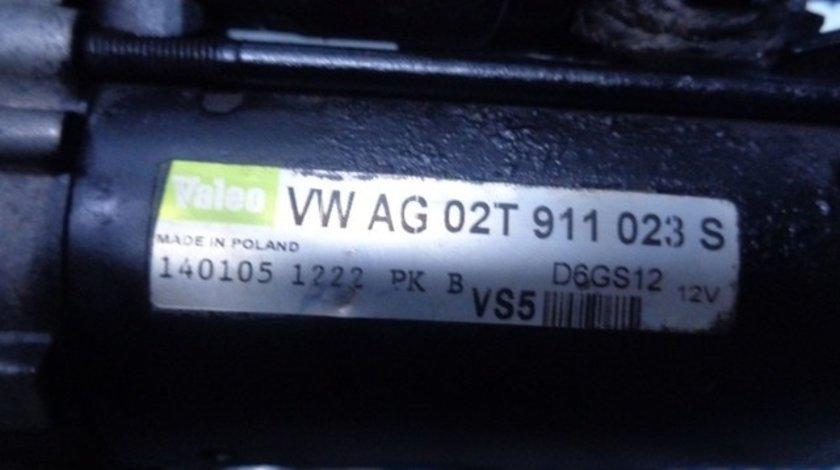 Electromotor, 02T911023S, Vw Golf 5 (1K1) 1.4fsi, BKG