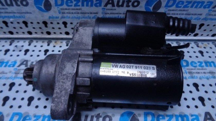 Electromotor, 02T911023S, Vw Golf 5 (1K1) 1.4fsi BKG
