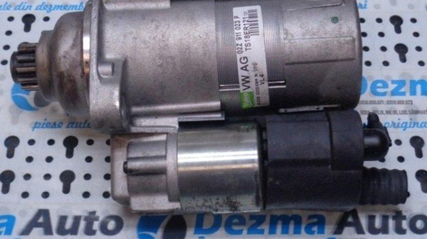Electromotor 02Z911023P, Vw Touran, 1.6 tdi CAYB
