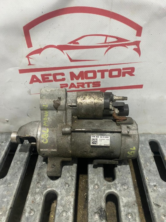 Electromotor 03L911024B Audi A4 B8 (8K) Audi A5 8T , Audi Q5 8R 2.0tdi CGL CGLC Manual