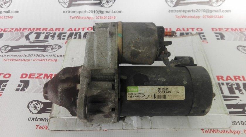 electromotor 09115191 pentru Opel Meriva 1.6 16v Z16XE