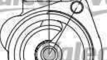 Electromotor AUDI 80 8C B4 VALEO 438072