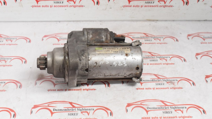 Electromotor Audi A3 8P 2.0 FSI AXW 02Z911023G 583